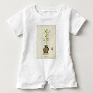 ikebana 20 by tony fernandes baby romper