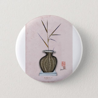 Ikebana 3 by tony fernandes 2 inch round button