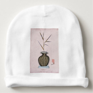 Ikebana 3 by tony fernandes baby beanie