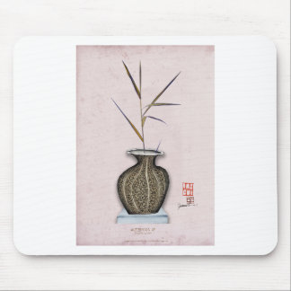 Ikebana 3 by tony fernandes mouse pad