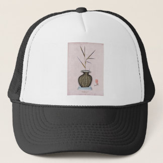 Ikebana 3 by tony fernandes trucker hat