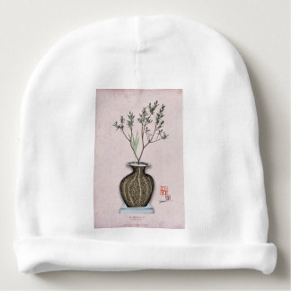 Ikebana 4 by tony fernandes baby beanie