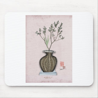 Ikebana 4 by tony fernandes mouse pad