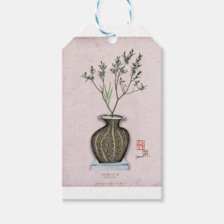 Ikebana 4 by tony fernandes pack of gift tags
