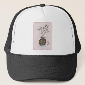 Ikebana 4 by tony fernandes trucker hat
