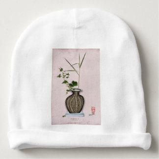 Ikebana 5 by tony fernandes baby beanie