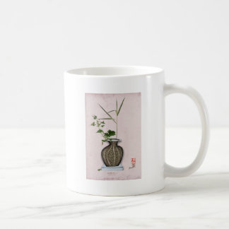 Ikebana 5 by tony fernandes coffee mug