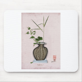 Ikebana 5 by tony fernandes mouse pad