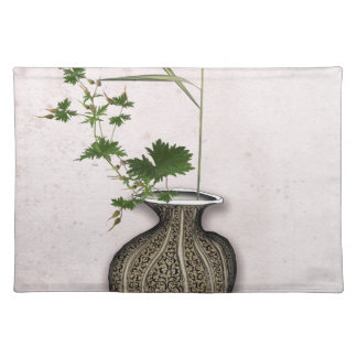 Ikebana 5 by tony fernandes placemat