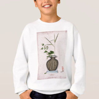 Ikebana 5 by tony fernandes sweatshirt