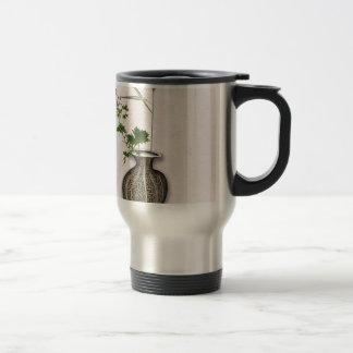 Ikebana 5 by tony fernandes travel mug