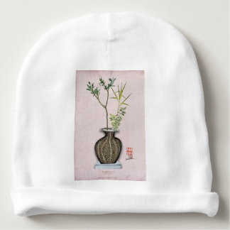 Ikebana 6 by tony fernandes baby beanie