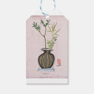 Ikebana 6 by tony fernandes gift tags