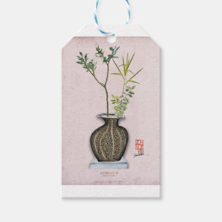 Ikebana 6 by tony fernandes pack of gift tags