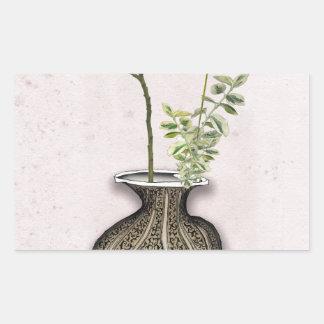 Ikebana 6 by tony fernandes sticker