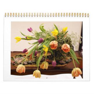 Ikebana Calendar
