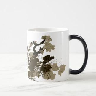 Ikebana Magic Mug
