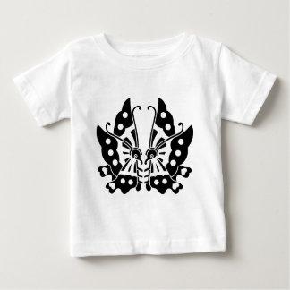 Ikeda facing butterflies baby T-Shirt