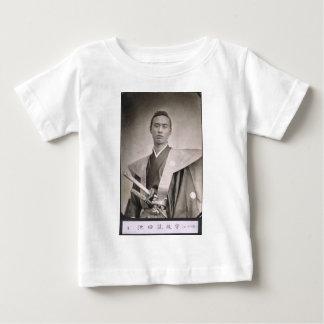 Ikeda long departure baby T-Shirt