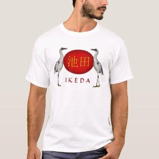 Ikeda Monogram Crane T-Shirt