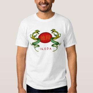 Ikeda Monogram Dragon Shirt