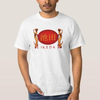 Ikeda Monogram Dragon Tshirt