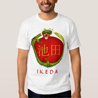 Ikeda Monogram Dragon Tshirts