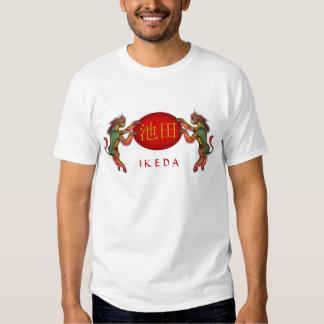Ikeda Monogram Kirin Shirt