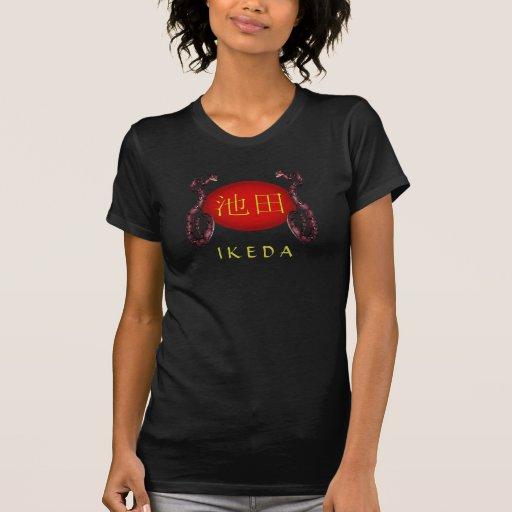 Ikeda Monogram Snake T Shirt