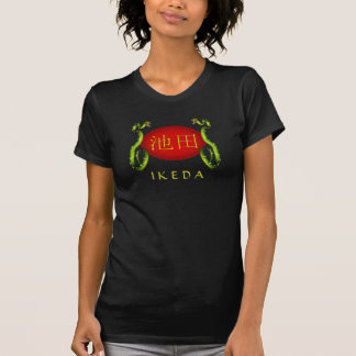 Ikeda Monogram Snake Tshirt
