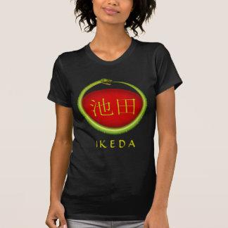 Ikeda Monogram Snake T-shirts