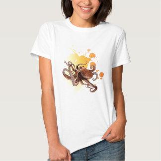 Iker The Octopus T Shirt