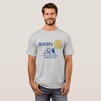 Iki rotary 50th anniversary commemoration T-Shirt