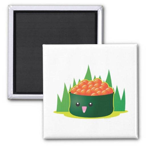 Ikura Sushi Refrigerator Magnet