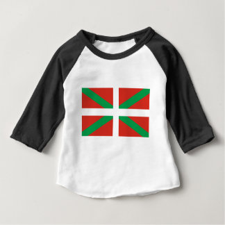IKURRIÑA DRAPEAU BASQUE EUSKADI FLAG VASCA BABY T-Shirt