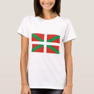 IKURRIÑA DRAPEAU BASQUE EUSKADI FLAG VASCA T-Shirt
