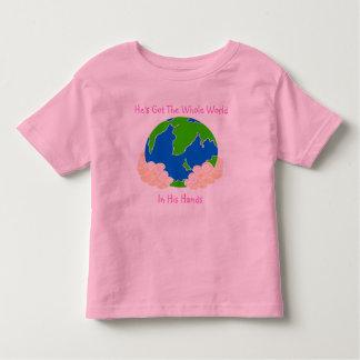 Il a le monde entier - T-shirt de sonnerie