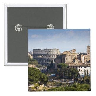 il Colosseum ou Colisé romain à l origine Pin's Avec Agrafe