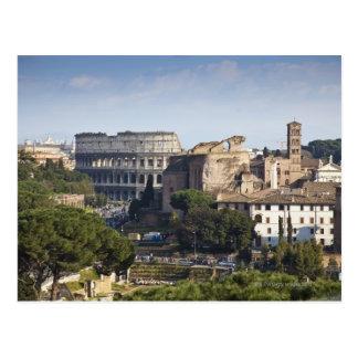 il Colosseum ou Colisé romain, à l'origine Cartes Postales