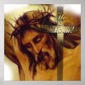Il est levé ! Jésus a Pâques levée