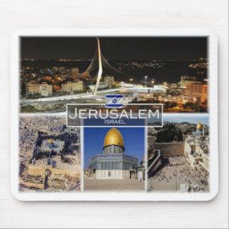 IL Israel - Jerusalem - Mouse Pad