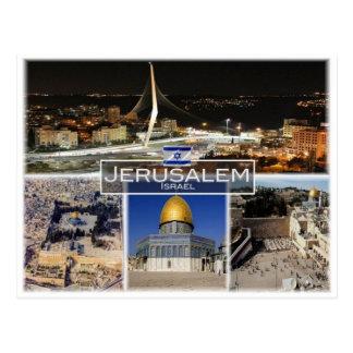 IL Israel - Jerusalem - Postcard