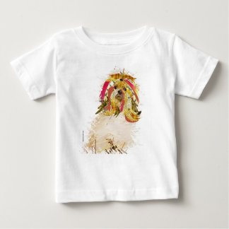 Il Love Lhasa apso Baby T-Shirt