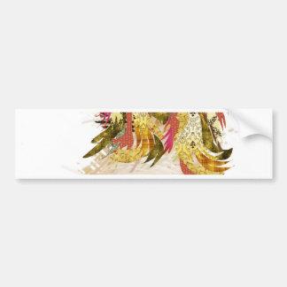 Il Love Lhasa apso Bumper Sticker