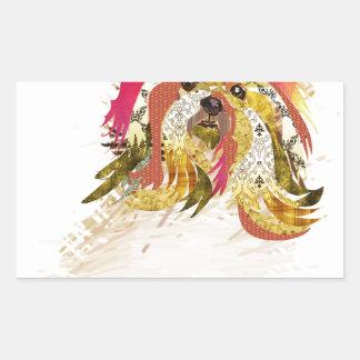 Il Love Lhasa apso Sticker