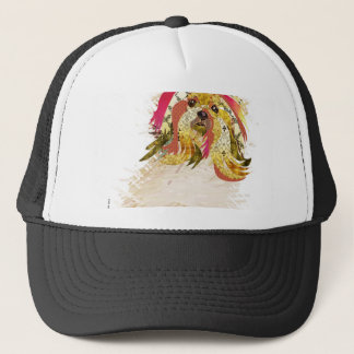Il Love Lhasa apso Trucker Hat