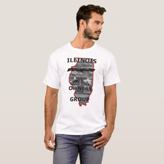 IL Monte Carlo Owners Group Logo - B White T Shirt