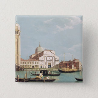 Il Redentore 2 Inch Square Button