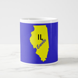 IL Swede Large Coffee Mug