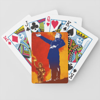 IL TRUMPOLINI BICYCLE PLAYING CARDS